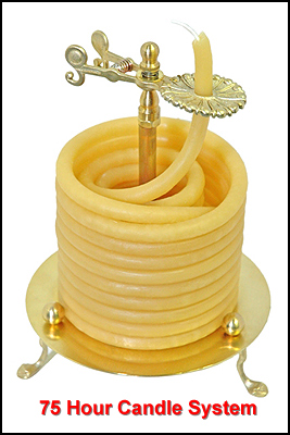 Products Listing Of Pure Beeswax Candles By Candtec Longlight Candle Company